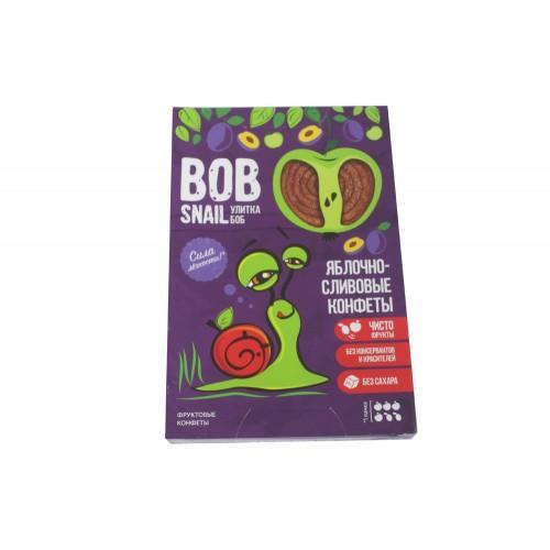 Конфеты натуральные Яблочно-сливовые Bob Snail - Равлик Боб 60г