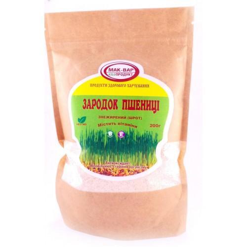 Шрот зародка пшениці Мак-Вар 200г