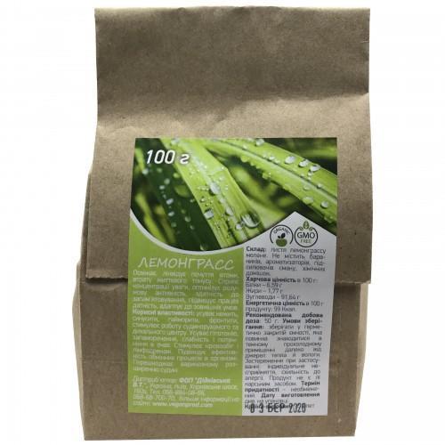 Лемонграсс Vegan Prod 100г
