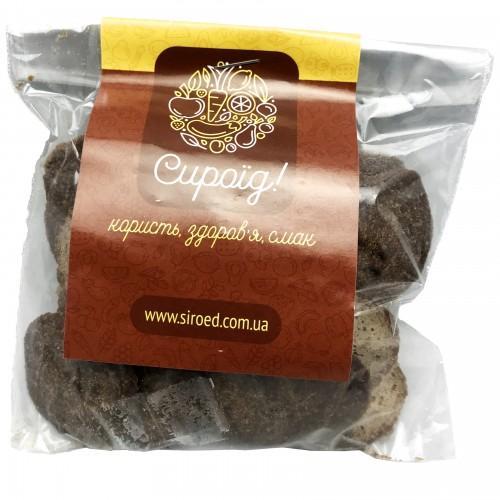 Печенье RAW Шоколадное  Сироїд 100г