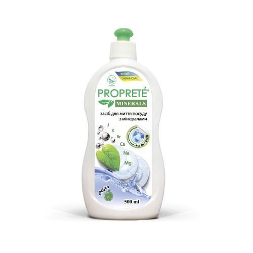 Засіб для миття посуду Proprete Minerals 500мл