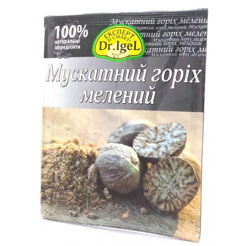 Мускатный орех молотый  Dr. Igel 10г