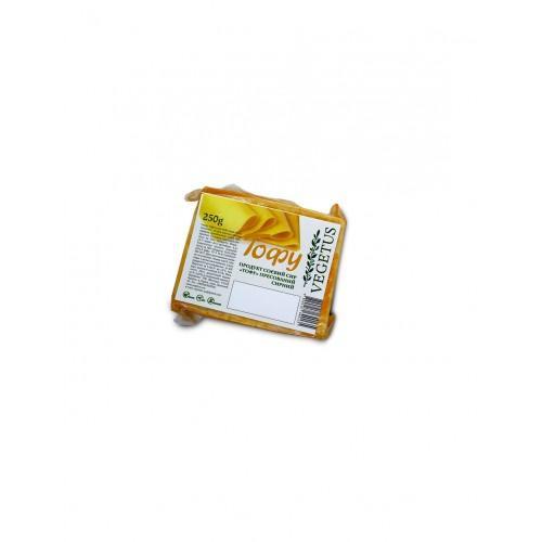 Тофу Прессованный с сыром Vegetus 250г