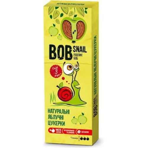 Конфеты натуральные Яблочные Bob Snail - Равлик Боб 30г
