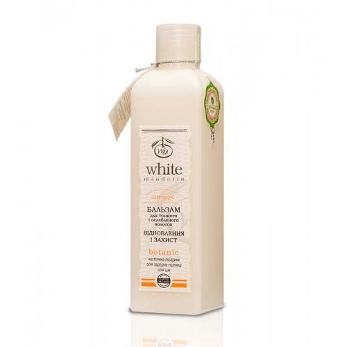 Бальзам для тонких и ослабленных волос Цитрус White Mandarin 250мл
