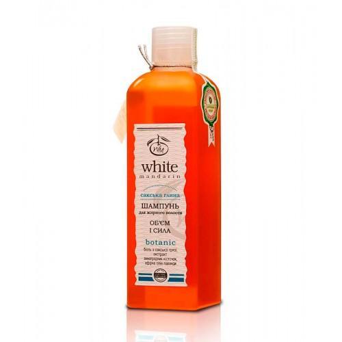 Шампунь для жирного волосся Сакська глина White Mandarin 250 мл