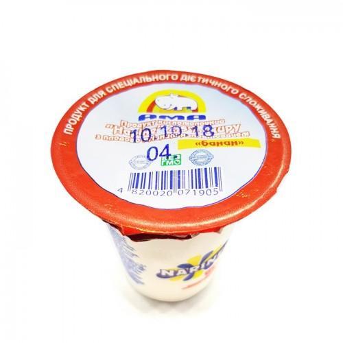 Продукт кисломолочный с плодово-ягодным наполнителем