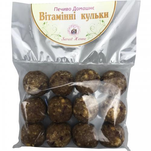 Печенье Витаминные шарики Sweet Home 350г