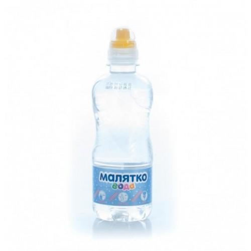 Вода дитяча Малятко sport 330мл