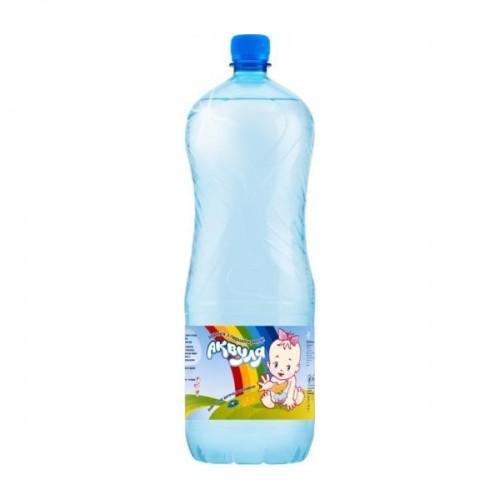 Вода детская Аквуля 2л