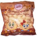 Круп'яні палички солодкі з сухим молоком неглазуровані Солодка  Мрія 100г