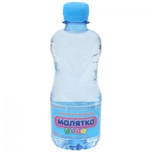 Вода детская Малятко 330мл