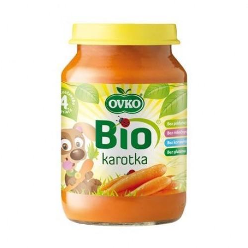 Пюре Морква стерилізоване Biologic190г