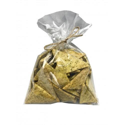 Печиво Хрустики з зеленню Advent Food