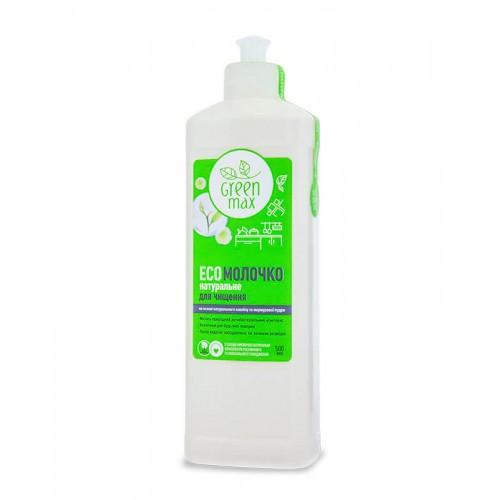 ЕСО молочко для чищення Green Max 500мл