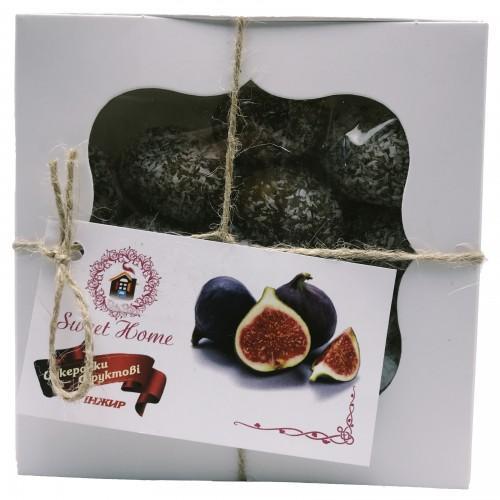 Цукерочки фруктові Інжир Sweet Home 200г
