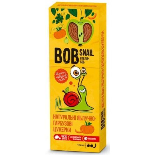 Конфеты натуральные Яблочно-тыквенные Bob Snail - Равлик Боб 30г
