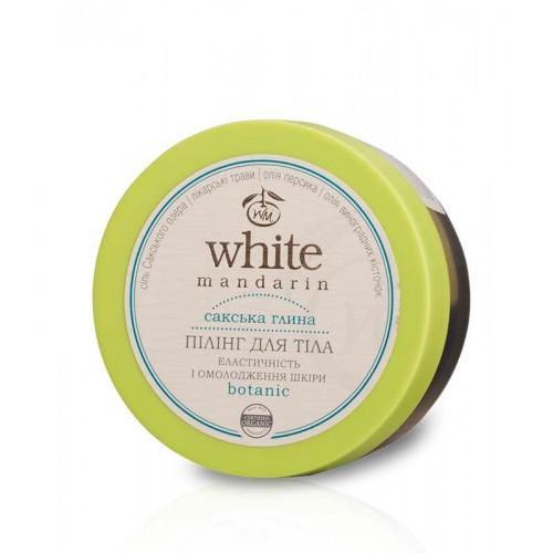 Пілінг для тіла Сакська глина White Mandarin 300мл