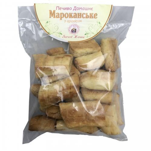 Печиво Мароканське з арахісом Sweet Home 300г