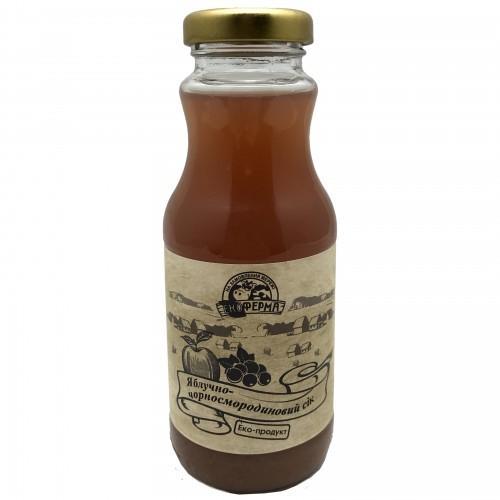 Сік яблучно-чорносмородиновий Поділля 250мл