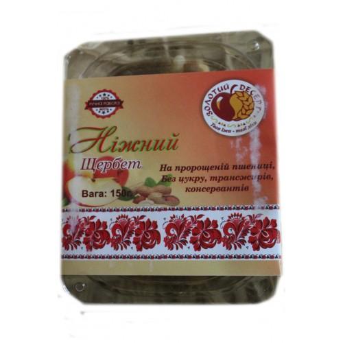 Щербет Ніжний Золотий десерт 150г