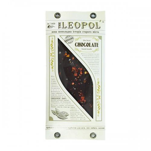 Шоколад чорний Пікант Leopol 95г