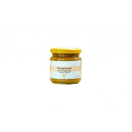 Соус горчично-медовый Смачна Премія 210г