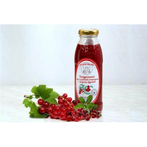 Соус із ягід порічки з ягодами брусниці Смачна Премія 330г