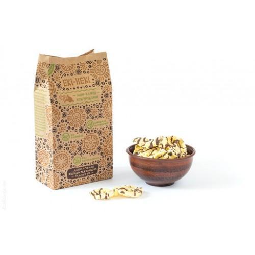 Мини-Хлебцы Кукурузные декорированные кондитерской глазурью ЕКІ-НЕКІ 40г
