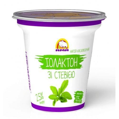 Иолактон со стевией 2,5% АМА 125г