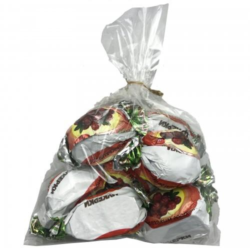 Конфеты Клюква с грецким орехом Skava