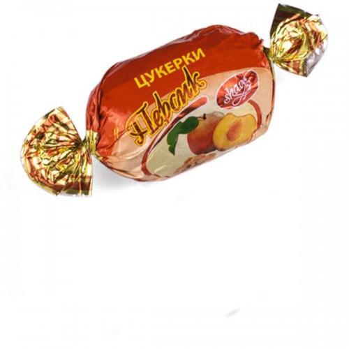 Конфеты Персик с грецким орехом Skava