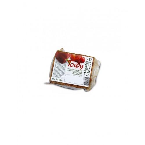 Тофу Прессованный пикантный с паприкой Vegetus 250 г