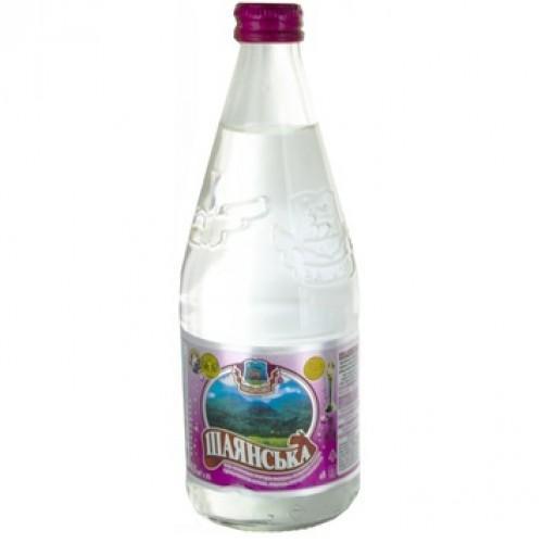 Вода минеральная природная негазированная Шаянская 500мл