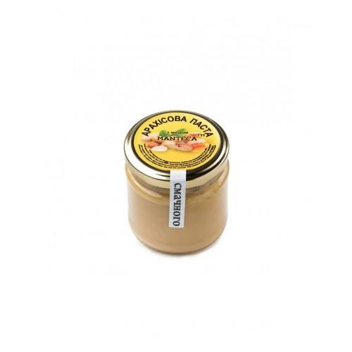 Паста арахисовая с медом MANTeca 180г
