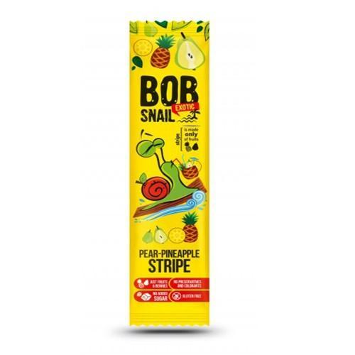 Страйпси натуральні Груша-ананас Bob Snail - Равлик Боб 14г