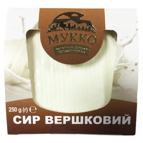 Сыр сливочный 40% МУККО 250г