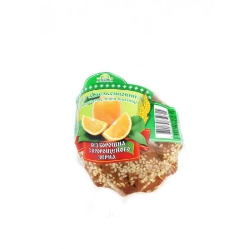 Кекс Апельсиновый УкрЕкоХліб 200г