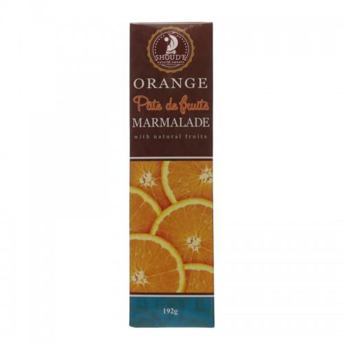 Мармелад Pate de fruits Orange Апельсин Shoud`e 192г