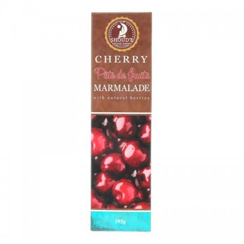 Мармелад Pate de fruits  Cherry Вишня Shoud`e 192г