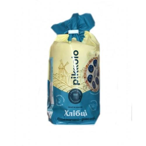Хлібці пшенично-рисові Піколо 100г