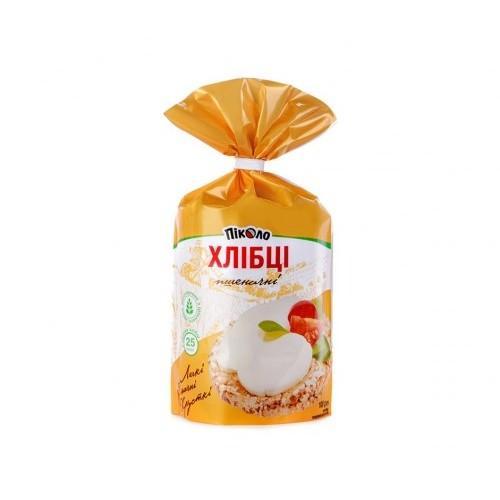 Хлібці пшеничні Піколо 100г