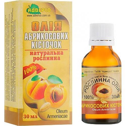 Масло абрикосовых косточек Адверсо 30мл