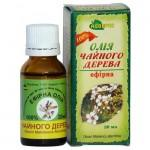 Масло эфирное Чайного дерева,  Адверсо 10мл