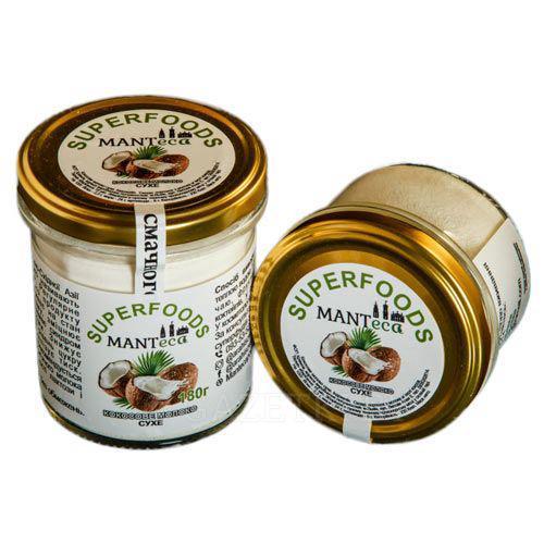 Молоко кокосовое сухое MANTeca 180г