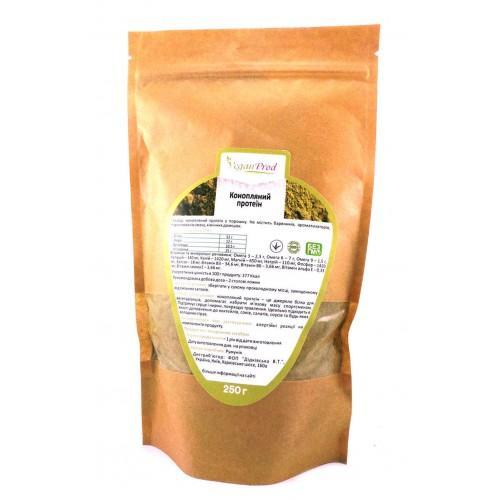 Протеин конопляный Vegan Prod 250г