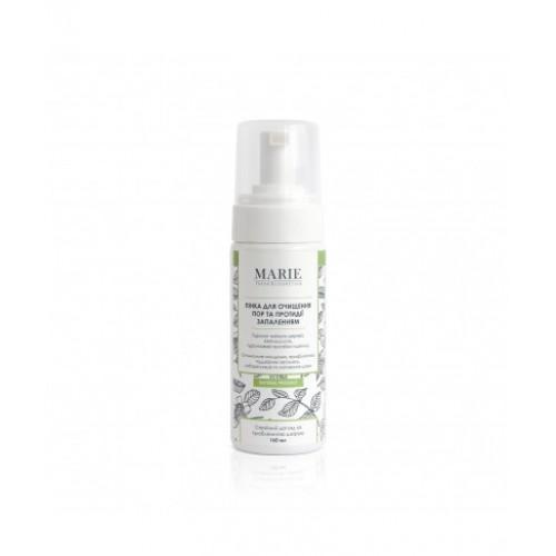 Пінка для очищення пор та протидії запаленням Marie Fresh Cosmetics 160мл