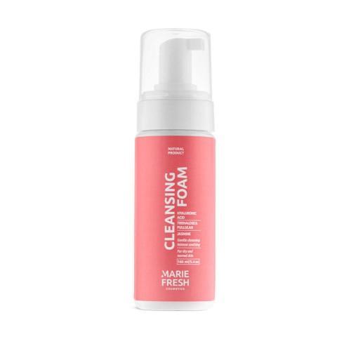 Пінка для умивання для сухої та нормальної шкіри Marie Fresh Cosmetics 160 мл