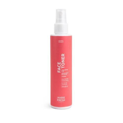 Зволожуючий тонік для обличчя Базовий догляд за сухою та нормальною шкірою Marie Fresh Cosmetics 150 мл