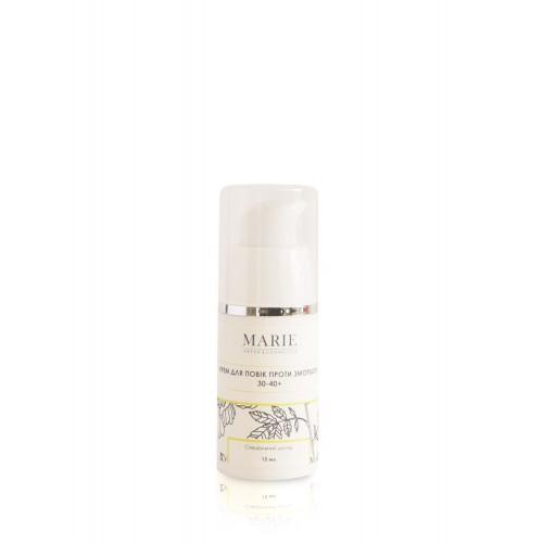 Крем для глаз для предотвращения появления морщин 30-40+ Marie Fresh Cosmetics 15мл